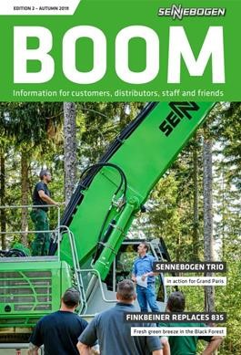The latest issue of BOOM has arrived