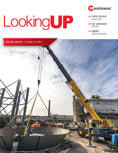 Latest issue of Looking UP now available in digital format